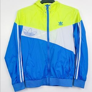 Adidas 90s Vintage Women's Track Jacket Size L